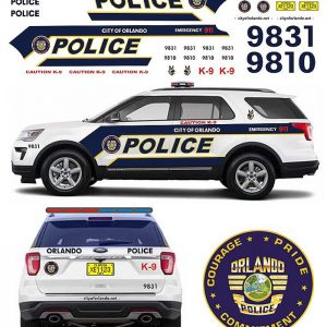 Orlando Police, FL – Explorer