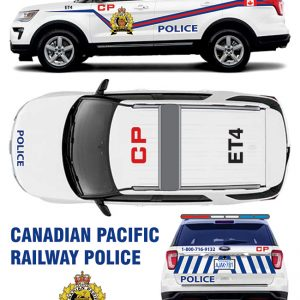 Canadian Pacific Railway Police – Explorer