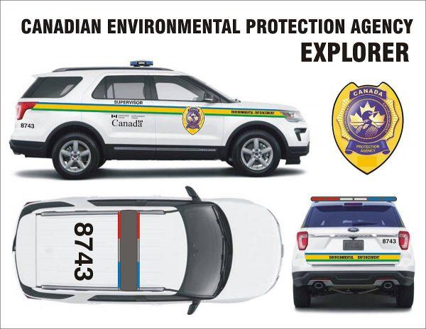 Canadian Environmental Protection Agency Explorer