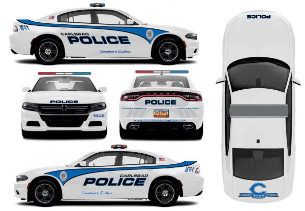 Carlsbad Police New Mexico Charger