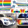 Chicago Police Explorer LGBT