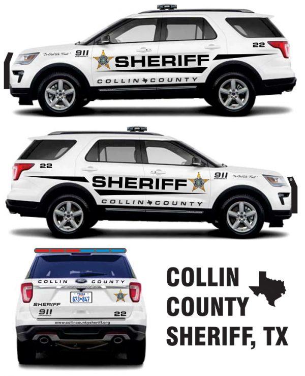 Collin County Sheriff Texas Explorer
