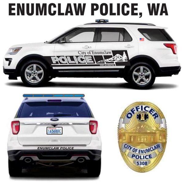Enumclaw Police Washington Explorer