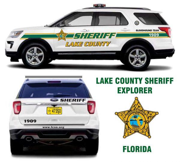 Lake County Sheriff Florida Explorer