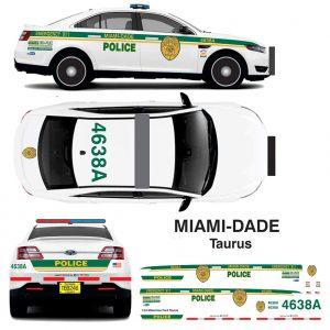 Miami-Dade Police, Florida – Taurus