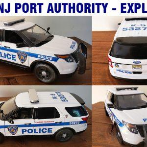 NY / NY Port Authority Police, New York (PAPD) – Explorer