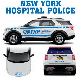 New York Hospital Police (NYHP) – Explorer