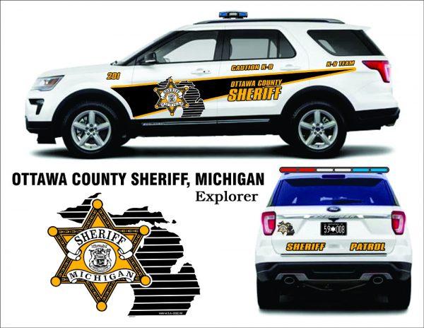 Ottawa County Sheriff MI Explorer
