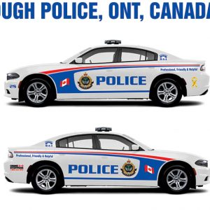Peterborough Police, Ontario – Charger