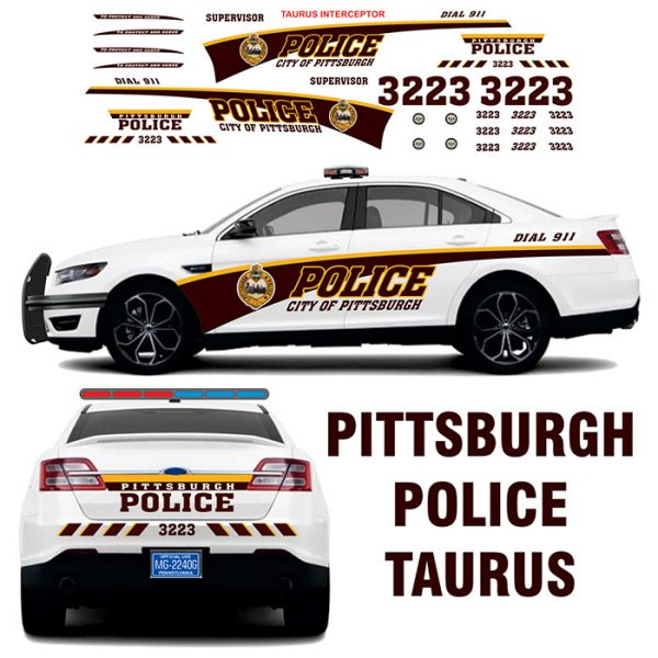 Pittsburgh Police Taurus