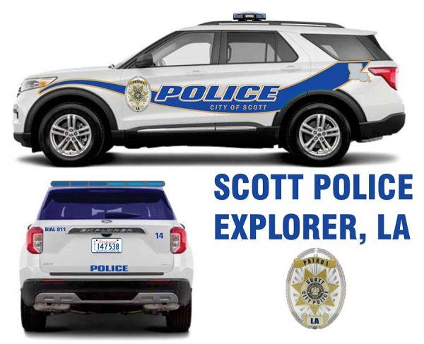 Scott Police LA Explorer