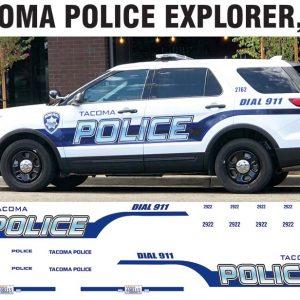 Tacoma Police, Washington – Explorer