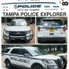 Tampa Florida Police Explorer