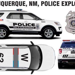 Albuquerque Police New Mexico Explorer
