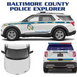 Baltimore County Police, Maryland – Explorer
