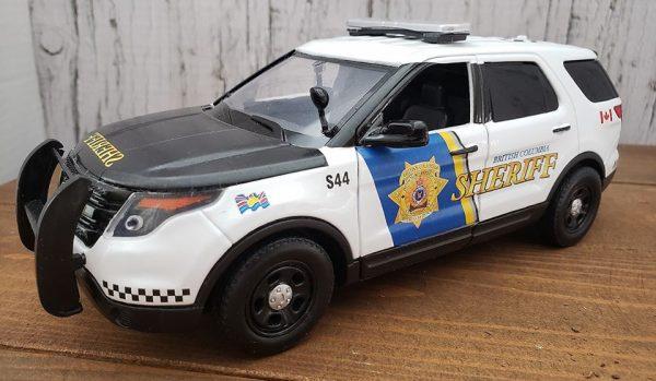 BC Sheriff Explorer