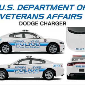 U.S. Department of Veterans Affairs Police – Charger