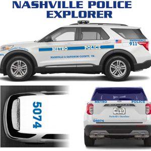 Nashville Police, Tennessee – Explorer