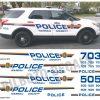 Nassau County Police New York Explorer