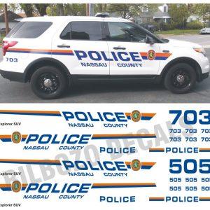 Nassau County Police, New York – Explorer