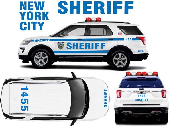 New York Sheriff Explorer