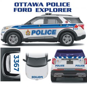 Ottawa Police Ontario Explorer