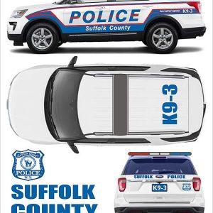 Suffolk County Police New York Explorer