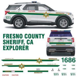 Fresno County Sheriff, CA – Explorer