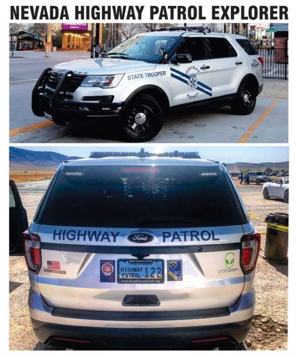 Nevada Highway Patrol - Explorer