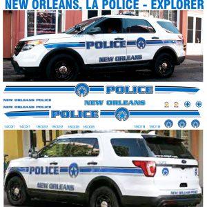 New Orleans Police, Louisiana – Explorer