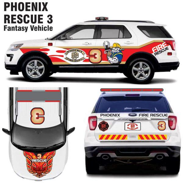 Phoenix Fire Rescue 3