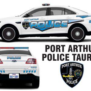 Port Arthur Police TX TAURUS