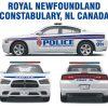 Royal Newfoundland Constabulary Charger
