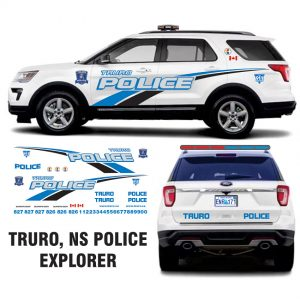Truro Police Explorer