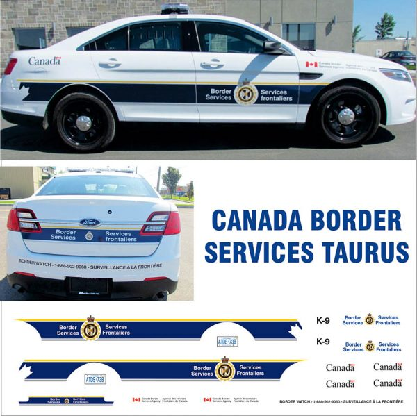 Canada Border Services Taurus