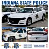 Indiana State Police Charger & Tahoe