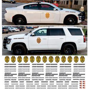 Kansas State Highway Patrol – Multiple Vehicles
