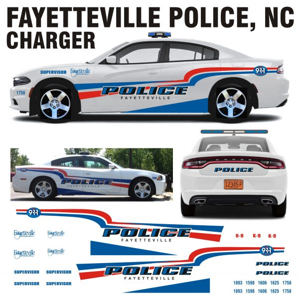 Lafayette-NC Police New Charger