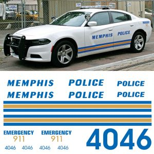 Memphis Police TN (Tennessee) – Charger