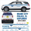 Miami City Police Explorer