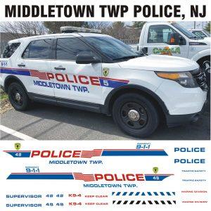 Middletown Twp Police NJ Explorer
