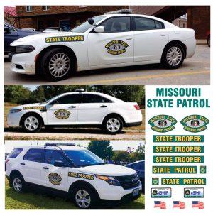 Missouri Highway State Patrol (Multiple Vehicles)