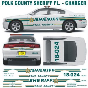 Polk County Sheriff Charger