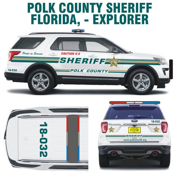 Polk County Sheriff Explorer