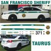 San Francisco Sheriff Taurus