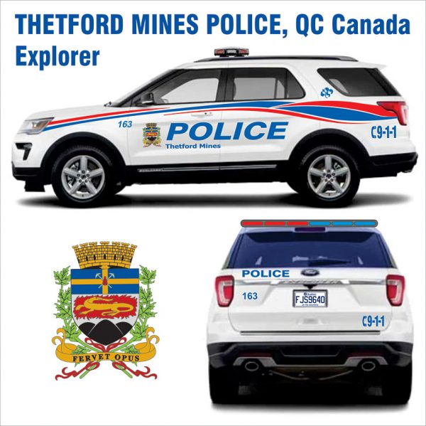 Thetford Mines - Explorer