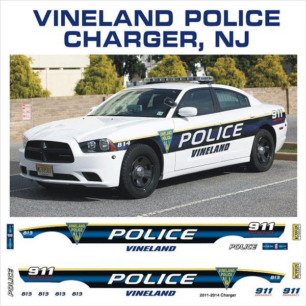 Vineland Police NJ Charger