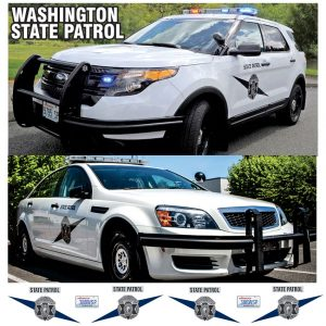 Washington State Patrol (WA) – Multiple Vehicles