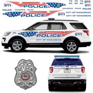 Manassas Police, Virginia VA – Explorer