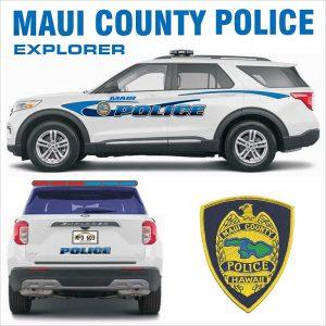 Maui County Police (HI) Hawaii – Explorer